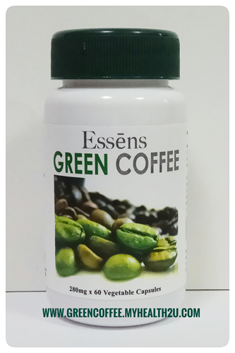 essens green coffee halal