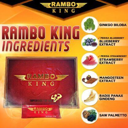 rambo king ingredients